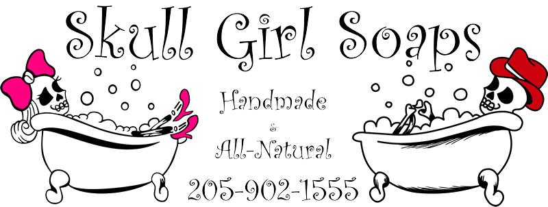 Skull Girl Soaps