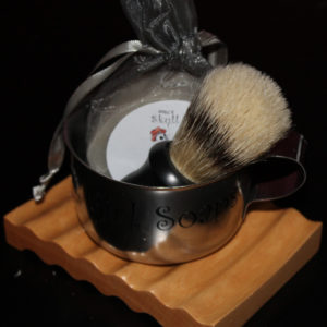 Silver Cup Brush & Soap 1 Final 10-1-14